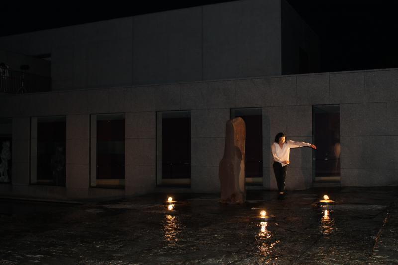 プレイベント2017.9.9「鈴木ユキオ土門拳記念館で踊る」